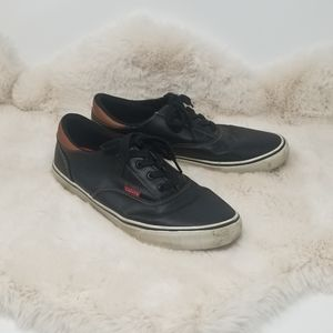 Levi's Ethan Synthetic Leather Sneakers 8.5